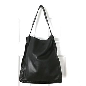 Authentic-Vintage-Coach Leather Tote Bag #9466